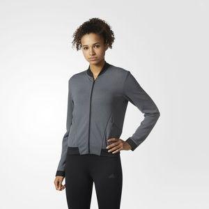 New Women's Adidas Bomber Jacket